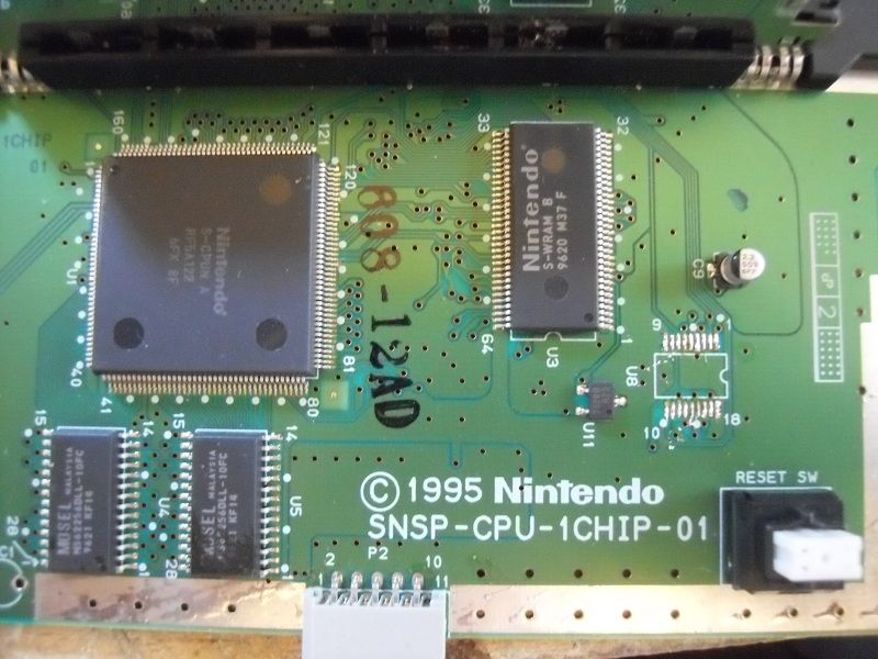 1 Chip Super Nintendo Picture Story