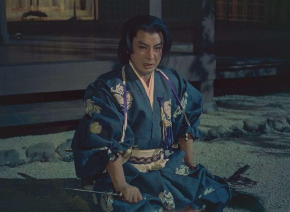 Jigokumon 1953 720p BluRay AVC preview 3