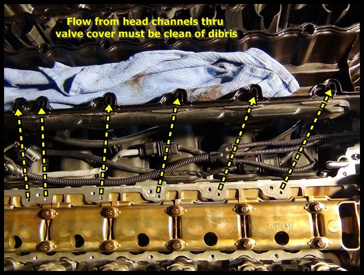 Carbon Build Up In The Exhaust Ports And Or Fuel Injector