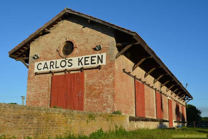 carlos keen