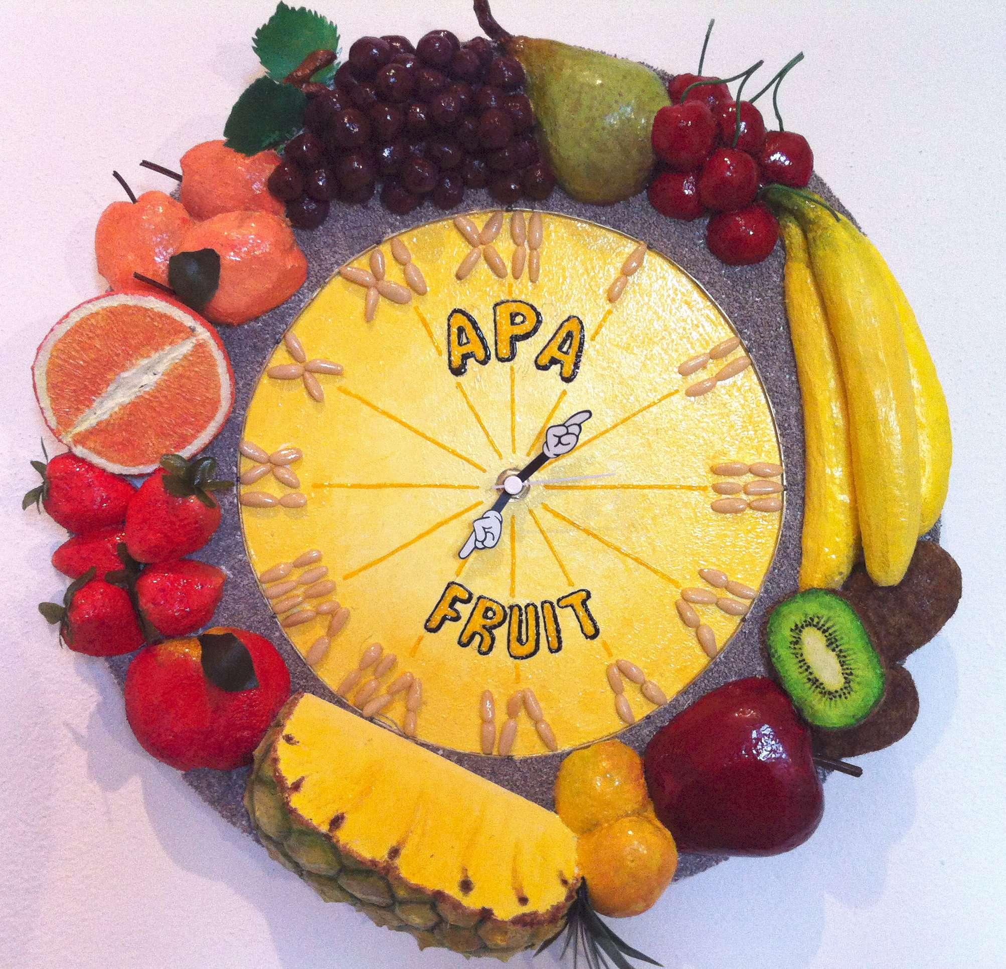 Mademaxidee : ultima fatica, fresca fresca ... Apafruit
