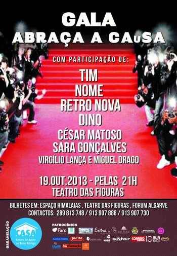 II Gala CASA Abraça CAuSA