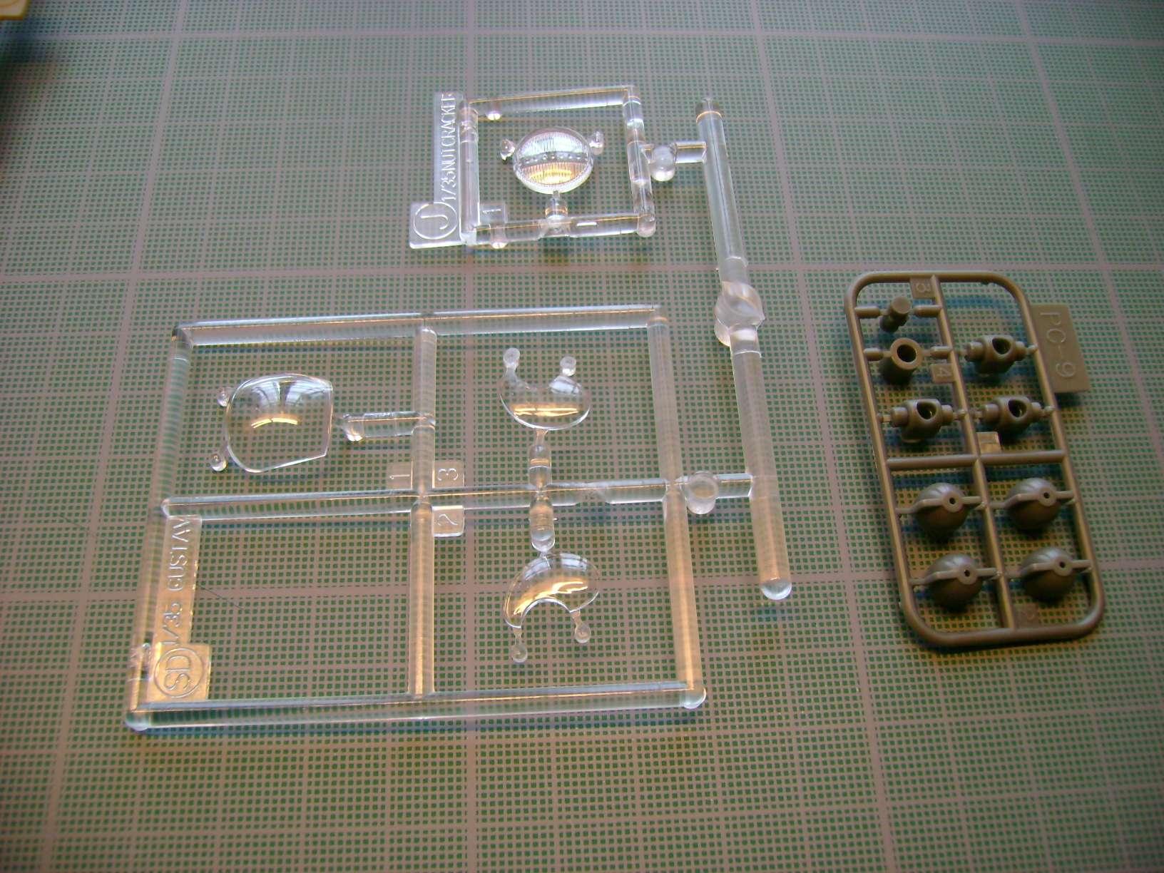 Review kit P.K.H NUTCRACKER   Serie MK04 1/35......By Hasegawa. Dsc03359gi
