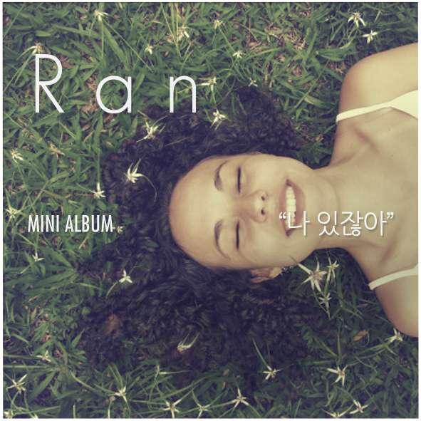 [Mini Album] RAN - I'm Here