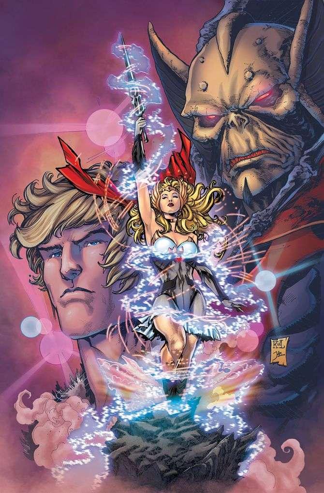 Sollicitations DC Comics et vertigo - Juin 2014