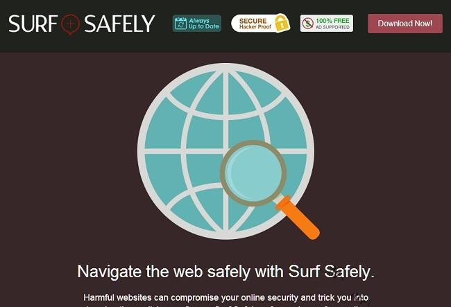 Surf de forma segura