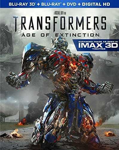 Transformers 4 L'Era Dell'Estinzione (2014) .iso Bluray 3D Full AVC  DD 5.1 ENG TrueHD DDN