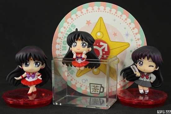 [Review] Ochatomo Series Pretty Guardian Sailor Moon Moon Prism Cafe CsHTo9