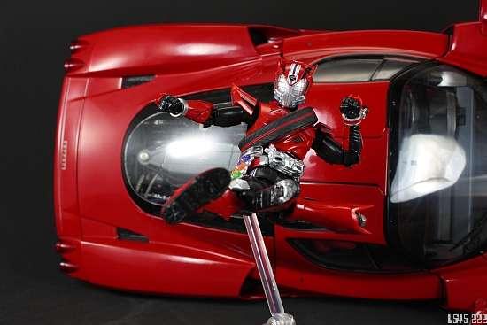 [Review] S.H. Figuarts Kamen Rider Drive type SPEED H5yOJe