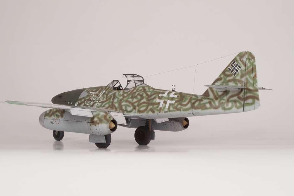 Me 262 Tamiya 1/48 JhB80c