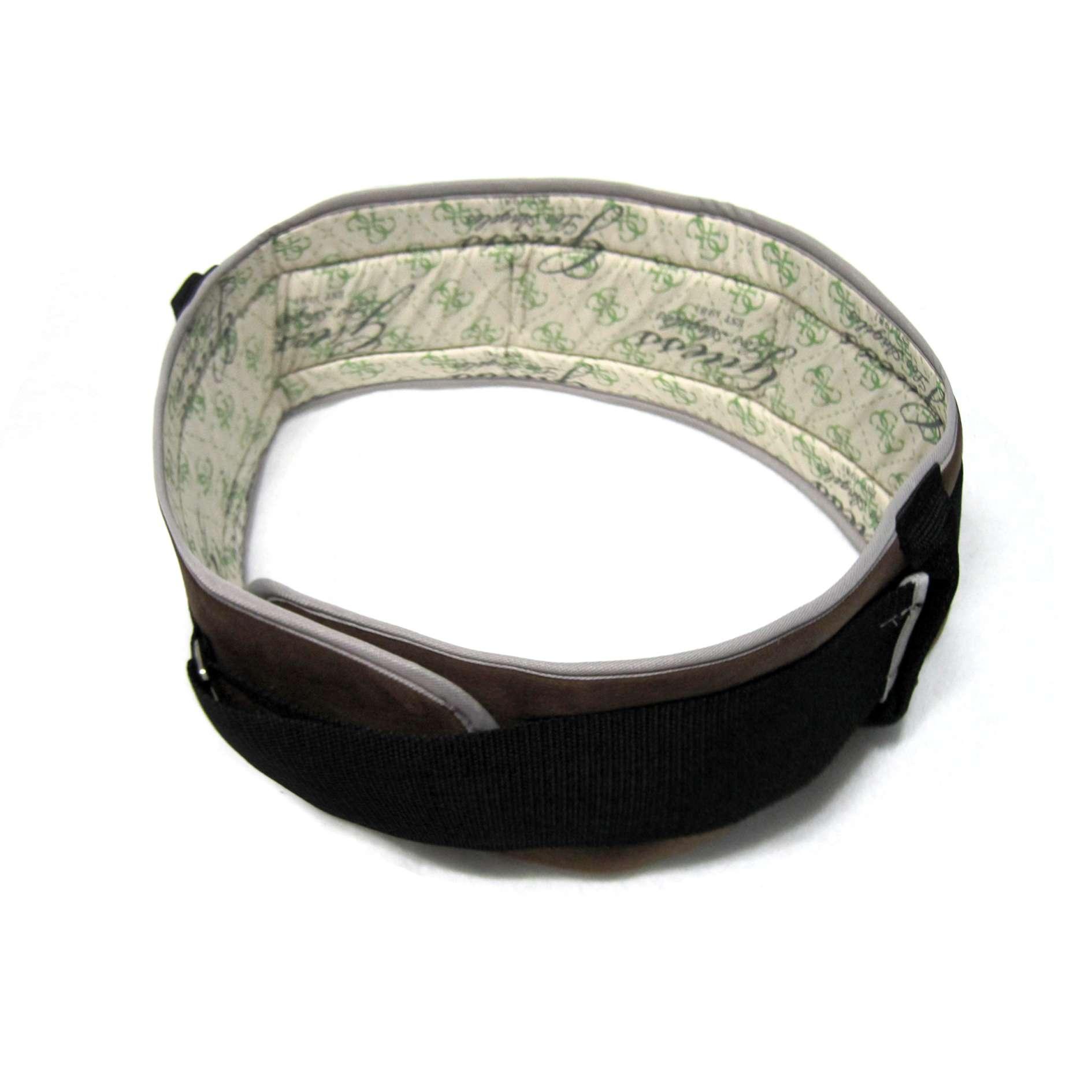 New Soft Padded Transfer Gait Belt Personal Waist Belt