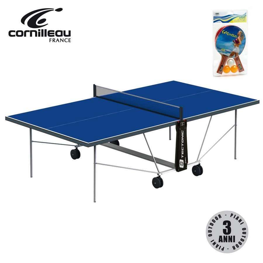 Tennis tavolo ping pong da esterno cornilleau tecto for Costo ascensore esterno 4 piani