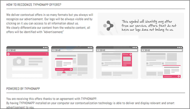 Usuń TyphonApp reklamy
