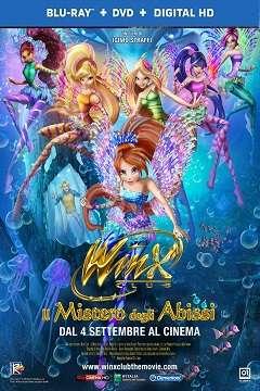 Winx Club: Okyanusun Gizemi - 2014 Türkçe Dublaj MKV indir