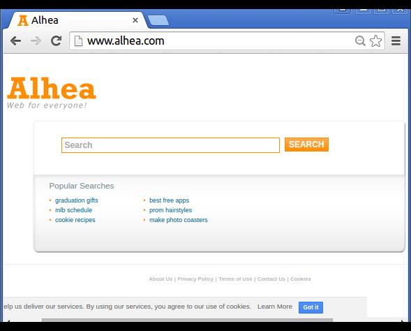 Delete Alhea. com