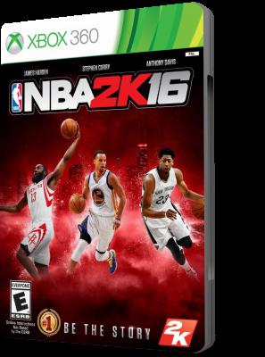 [XBOX360] NBA 2K16 (2015) - SUB ITA