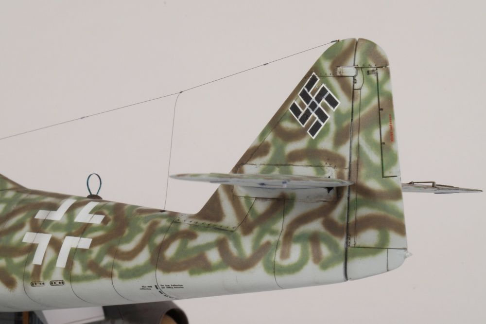 Me 262 Tamiya 1/48 Ufn9X8