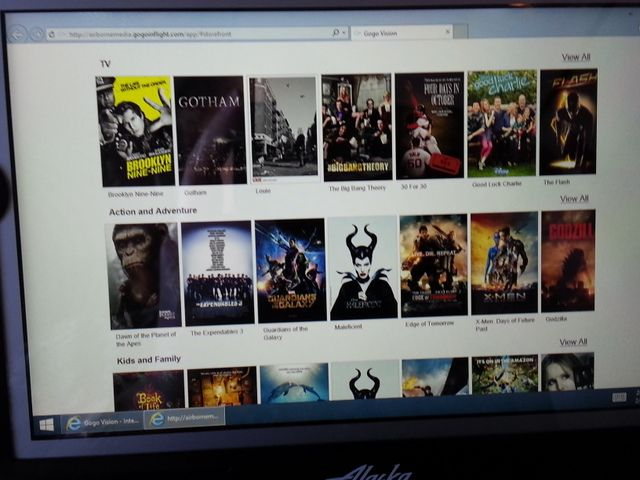 As To Offer Free Inflight Entertainment Through March