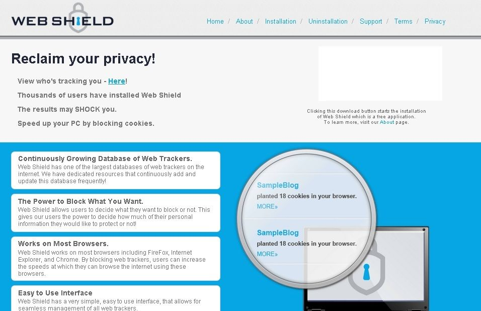 Usuń Web Protect 2. siedem. 68