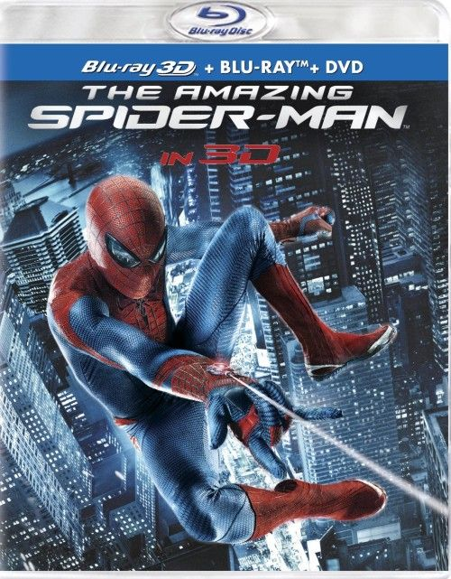The Amazing Spider Man 3D 2D (2012) Blu Ray Full DTS-HD MA ITA DD ENG - DDN