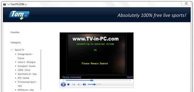 TornTV Hijacker