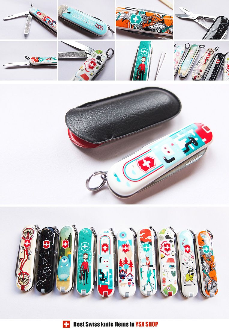 Victorinox Swiss Army Knife Classic Limited Edition 2015