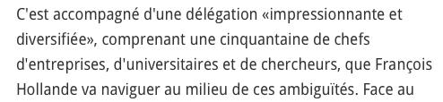 l'ordre infirmier invité dans la délégation officielle du président Hollande au Canada  ??? Uz49ny