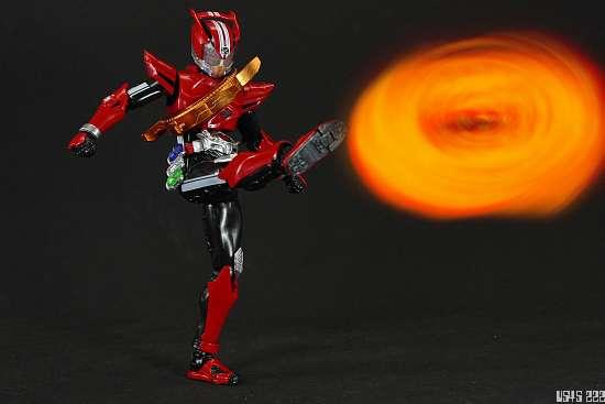 [Review] S.H. Figuarts Kamen Rider Drive type SPEED OmfXVm