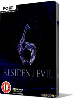 [PC] Resident Evil 6: Complete Pack (2013) - FULL ITA
