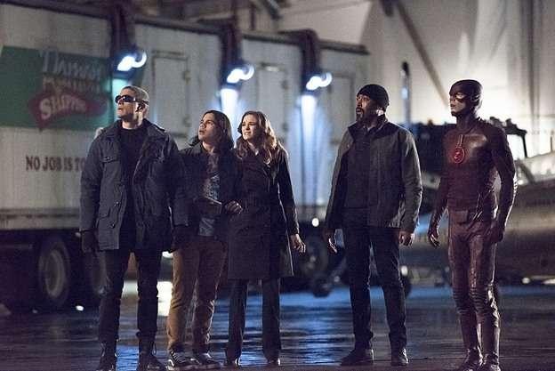 My Geeky Geeky Ways: The Flash Episode Guide: Season 1