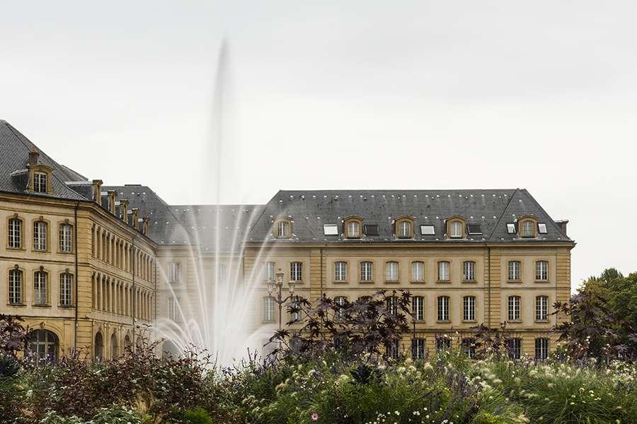 La Préfecture (Metz) OXTZCV