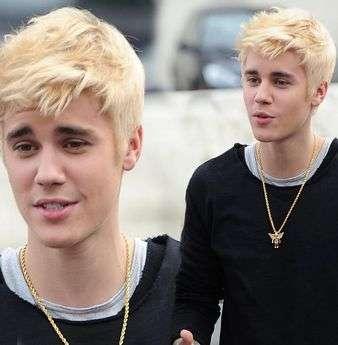 Justin Bieber Rubio, mira su nuevo look!