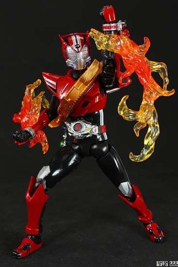[Review] S.H. Figuarts Kamen Rider Drive type SPEED PtNkMC