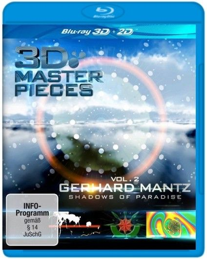 3D Masterpieces Vol.2: Gerhard Mantz – Shadows of Paradise (2013) Blu-ray [2D/3D] 1080p AVC DTS-HD 5.1
