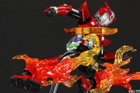 [Review] S.H. Figuarts Kamen Rider Drive type SPEED MIQYDn