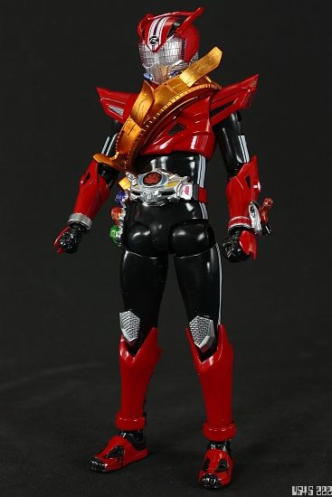 [Review] S.H. Figuarts Kamen Rider Drive type SPEED RML2aX