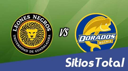 Leones Negros vs Dorados de Sinaloa en Vivo - Copa MX