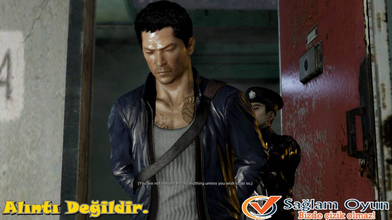 Sleeping Dogs Definitive Edition 4 Repack