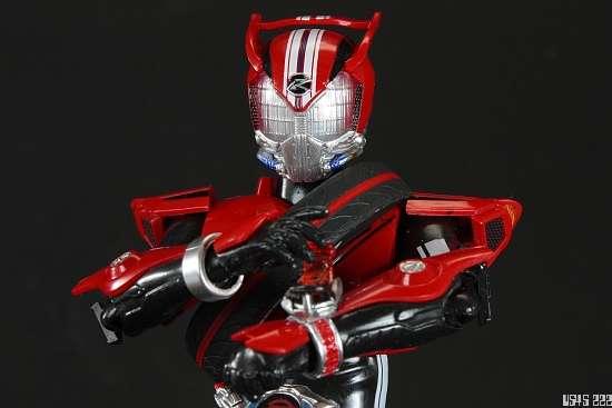 [Review] S.H. Figuarts Kamen Rider Drive type SPEED CPINCu