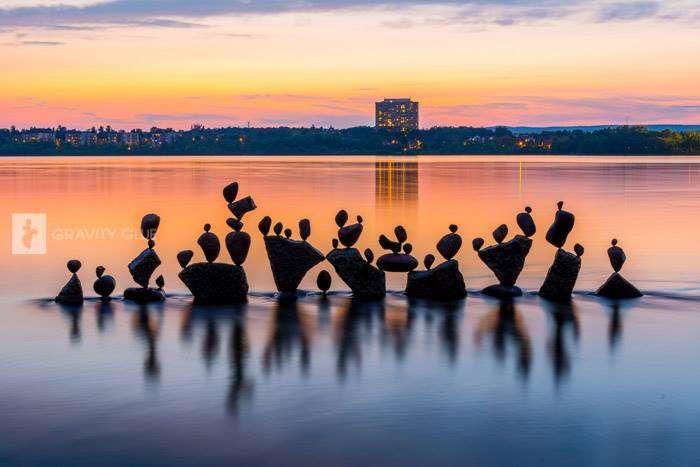 Michael Grab - sculptures de pierres