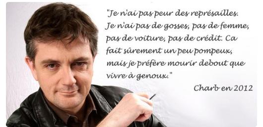 La rédaction de Charlie Hebdo vous donne rendez-vous. McZI6k