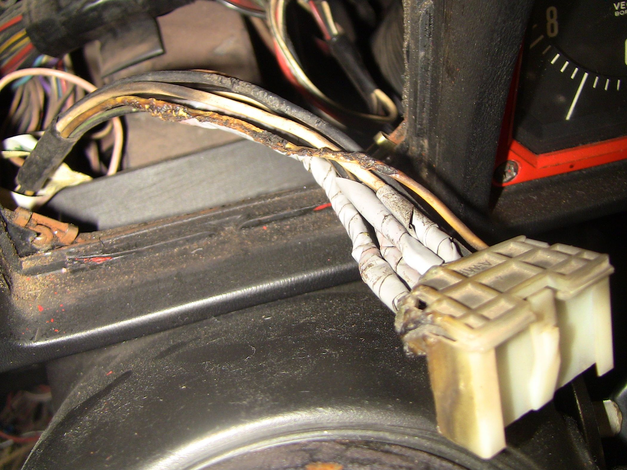 Melted Electricals Alfa Romeo Bulletin Board Forums Car Fuse Box The First Picture Shows A Bosch Black With Part Number 0 335 411 040 Which My Google Fu Translated Into Tone Sequence Relay Loud Horn