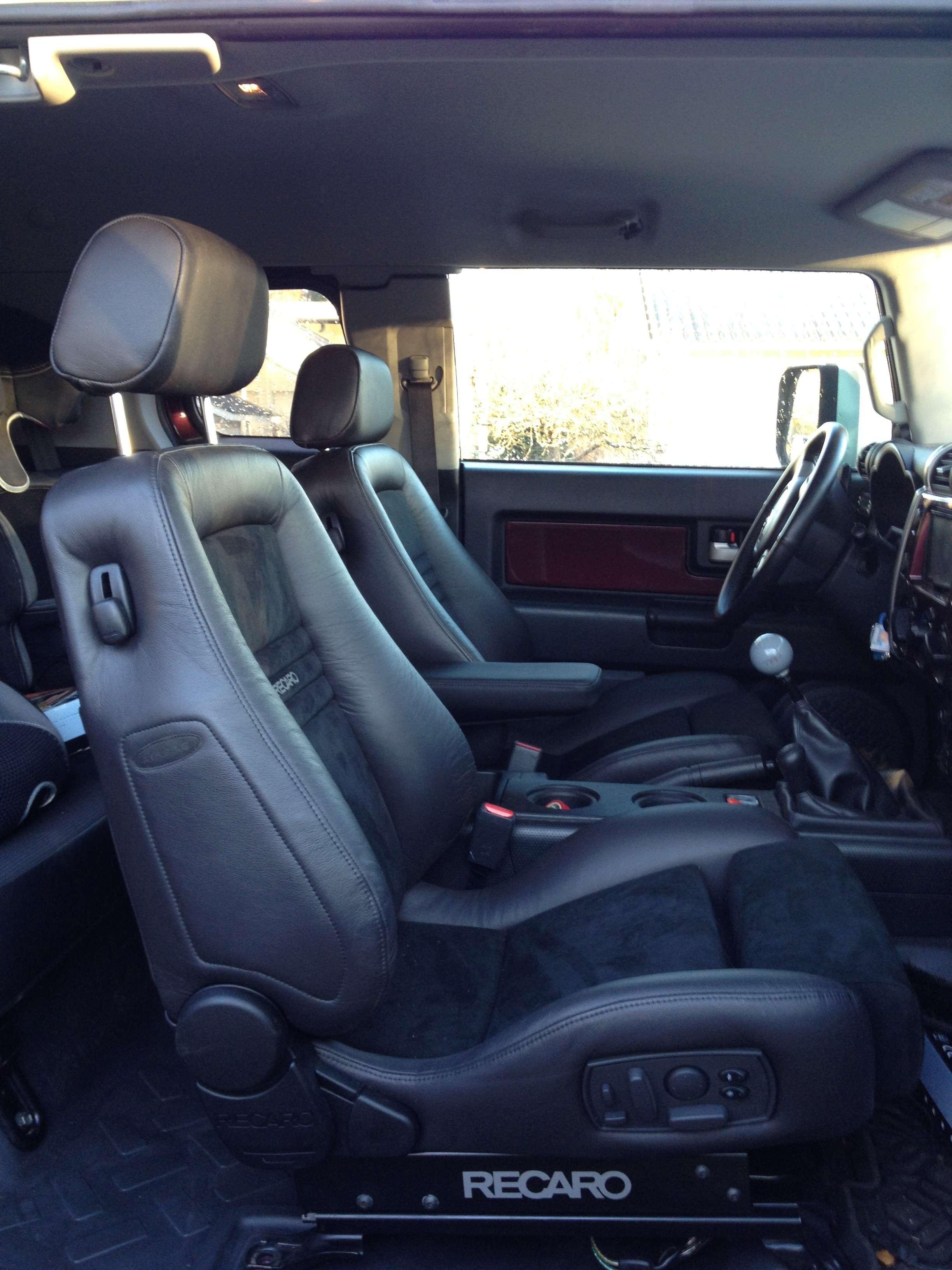 Used Fj Cruiser >> Recaro seats - Page 8 - Toyota FJ Cruiser Forum
