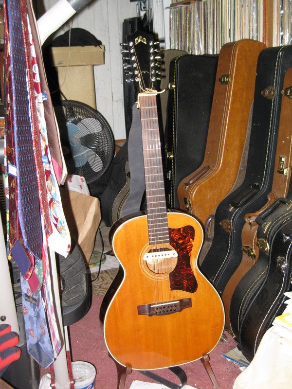 Tell us about your vintage guitar - Page 2 - The Acoustic