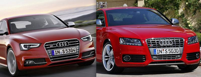 Audi S5 2010 -> 2014 facelift project - AudiWorld Forums