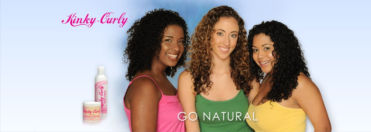 Kinky Curly, gamme pour cheveux naturels