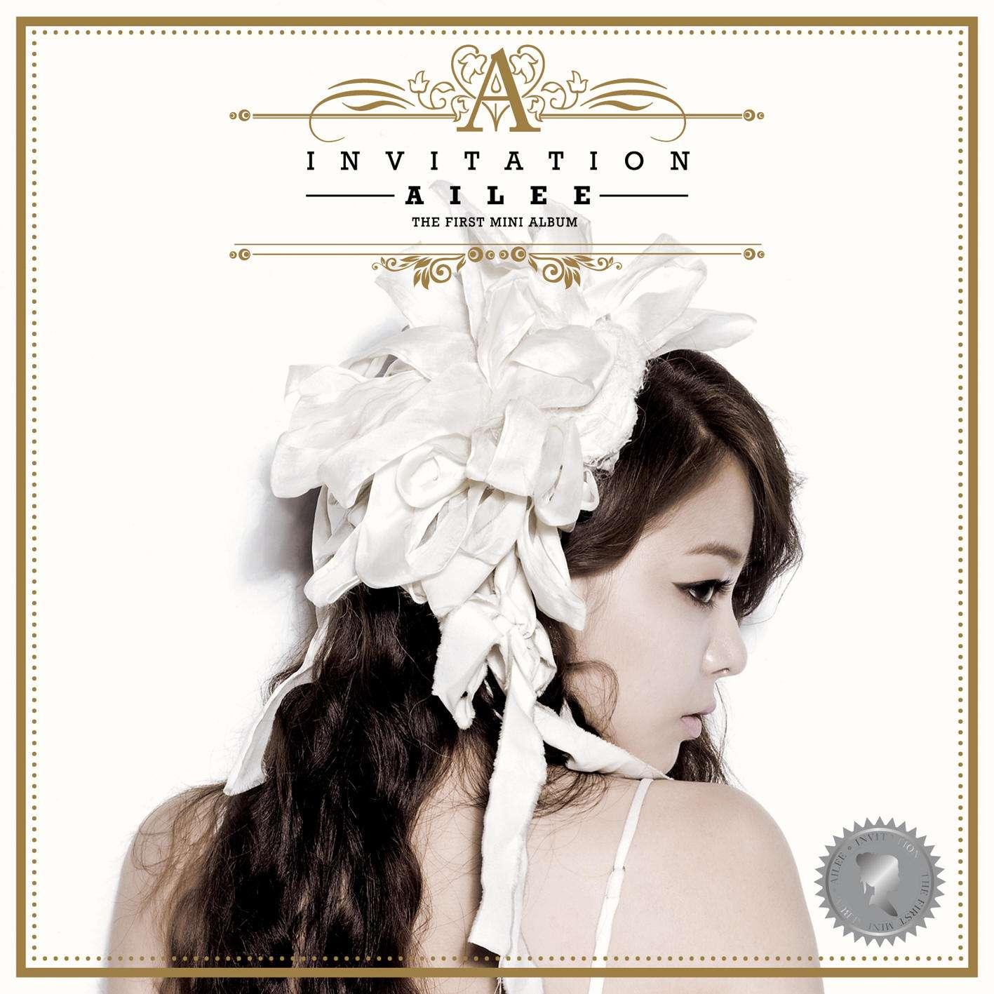 Ailee – Invitation - Mini Album [descarga] 1232434