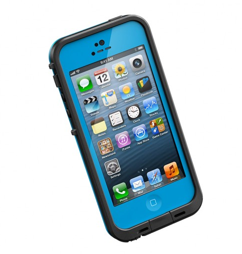 LifeProof fr? iPhone 5 case on Cool Mom Tech