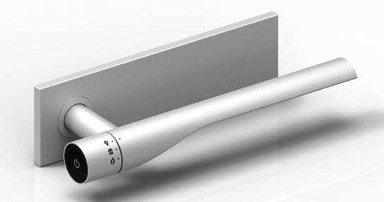 Off smart door handle