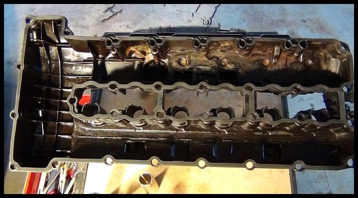 DIY E90 N54 Valve Cover Gasket - BMW 3-Series (E90 E92) Forum